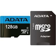 ADATA Premier microSDXC 128GB UHS-I 85MBps with Adapter